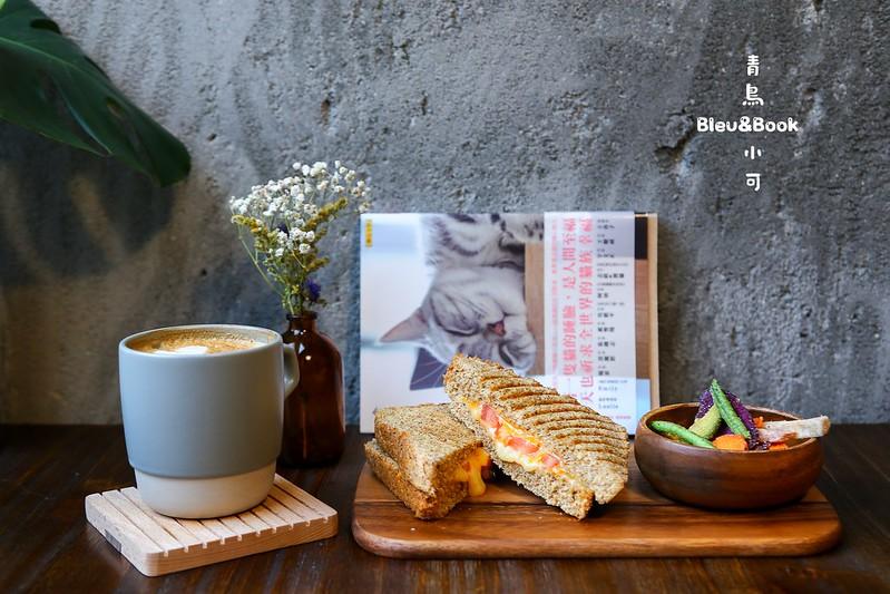 青鳥 Bleu&Book【台北書局】青鳥 Bleu&Book,書、咖啡、乾燥花,隱身在華山文化園區裡的書店+咖啡館「青鳥 Bleu&Book」