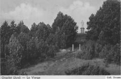 Orgelet (Jura) - La Vierge