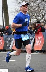 Brian at the Philly Love Run Half Marathon