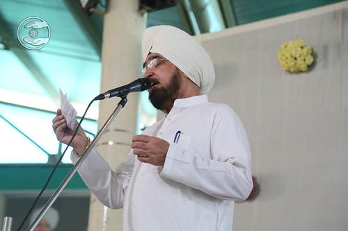 Punjabi poem by Sulekh Saathi from Sant Nirankari Colony, Delhi