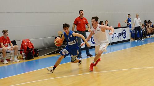 Grande Finale Fribourg Académie U16m -  Swiss Central Basket 50