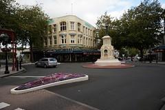 Whanganui main street
