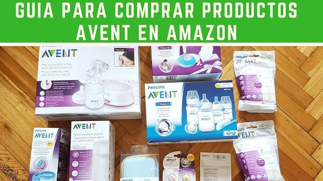 Productos Avent con envio a la argentina