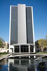 Millikan Library, California Institute of Technology, Pasadena