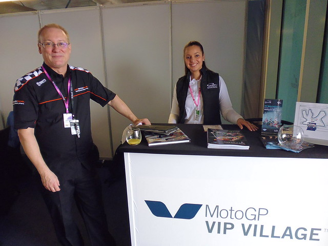 Welcome to the VIP Village