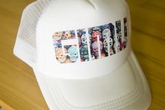 客製化網帽-熱轉印熱燙膜-D04