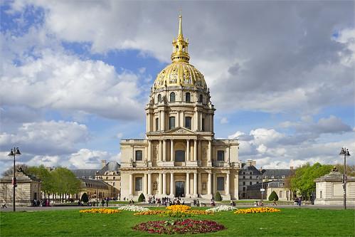 L'église du Dôme des Invalides (Paris)
