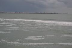 Playa de La Calita en febrero