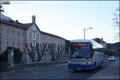 Scania Touring - Transdev Sud-Est Mobilités / Lignes Express Régionales Provence-Alpes-Côte-d'Azur n°23946 - Photo of Digne-les-Bains
