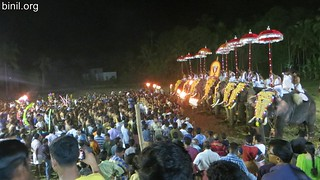 Pidikkaparambu Pooram 4