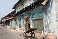 W drodze z Mattanchery do Kochi