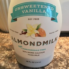 I'm wondering what happens to the almonds after they milk them. #plantmilk #nutmilk @califiafarms