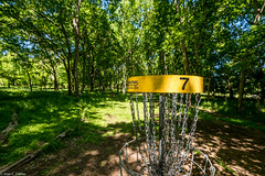 R. Guerrero Disc Golf park
