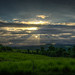 Taken on the Bruce hwy Sth of Carins, sunset / beams of light by vcostanz