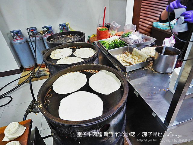 璽子牛肉麵 新竹 竹北小吃 4