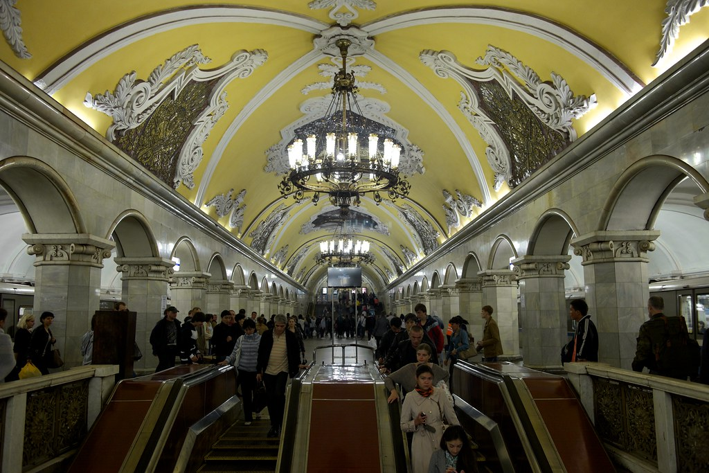 Metro, Moscow