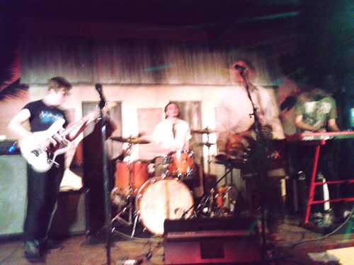 J. Flax and the Heart Attacks at The Iguana (Mar 13 2014)