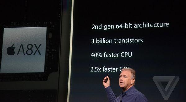 Планшет Apple iPad Air 2