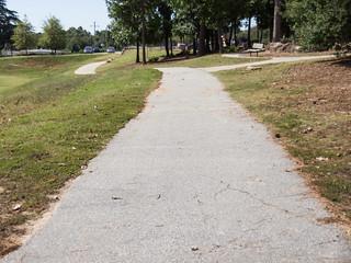 Field #2 loop trail
