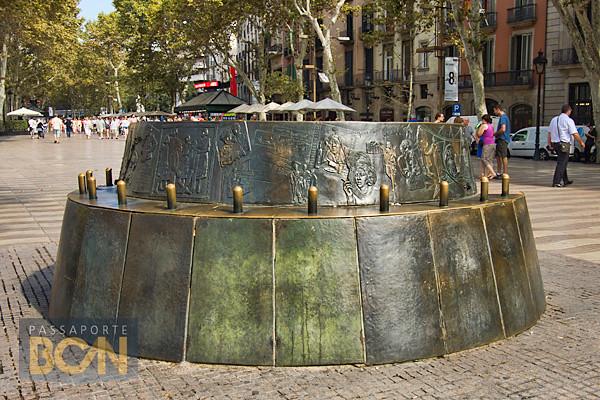Font als Santpere, Barcelona