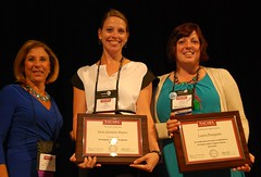 NACADA ELP Awards Erin & Laura