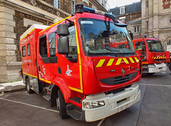 BSPP (Paris FD) - PS 223 (Engine/Rescue 223)