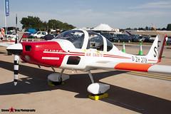 ZH278 SF - 6510 - Royal Air Force - Grob G-109B Vigilant T1 - Fairford RIAT 2006 - Steven Gray - CRW_2003