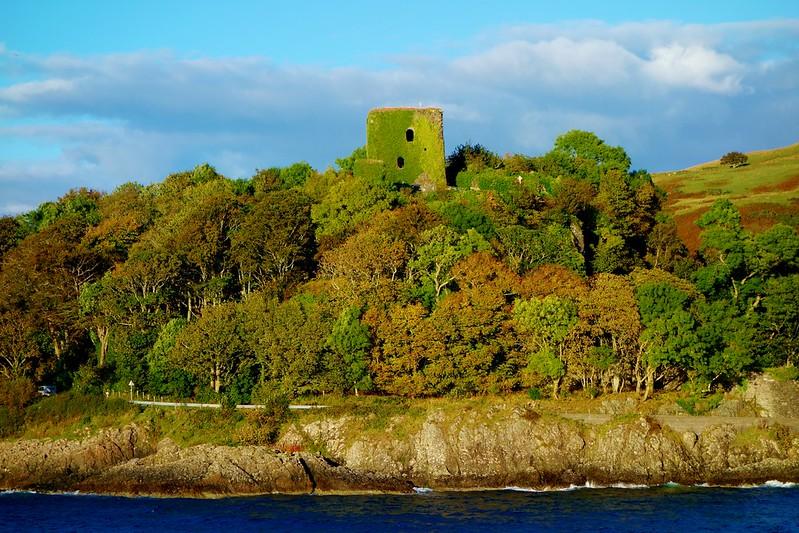 Dunollie Castle, Oban, Scotland