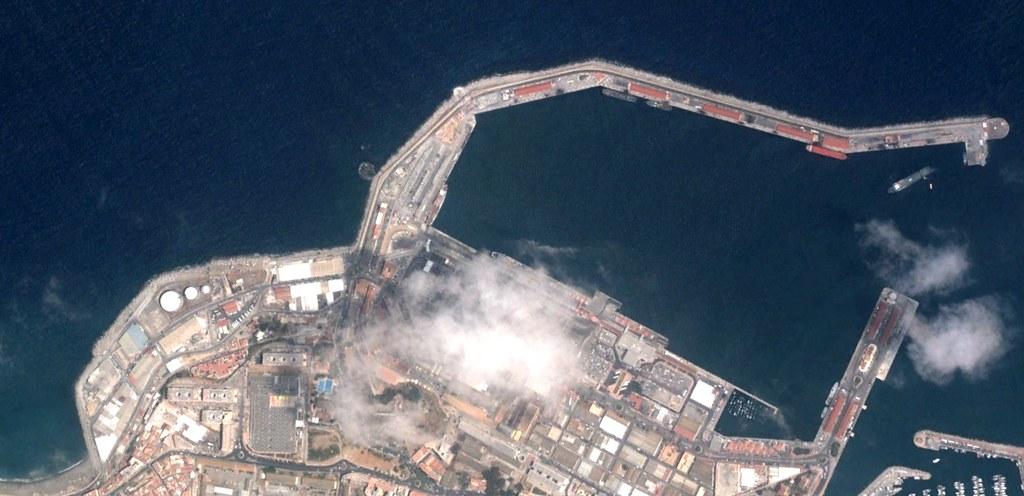 puerto de ceuta, ceuta, shortseashipping mis huevos, antes, urbanismo, planeamiento, urbano, desastre, urbanístico, construcción
