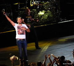 Luke Bryan & Lee Brice @ The Hollywood Bowl (10/25/14)