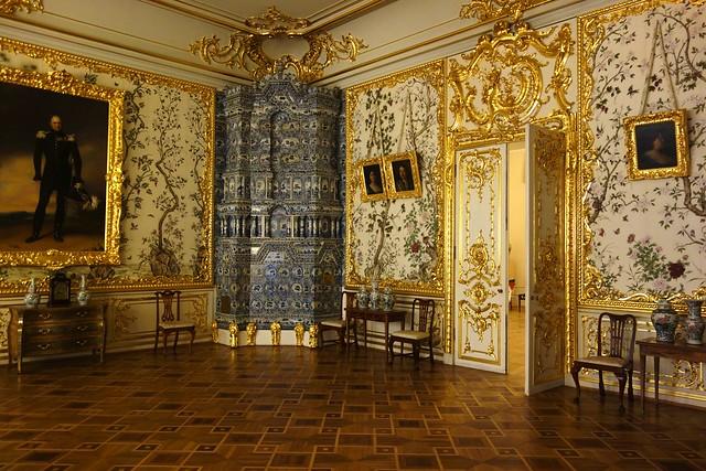 522 - Tsarskoye Selo (Palacio de Catalina - Pushkin)