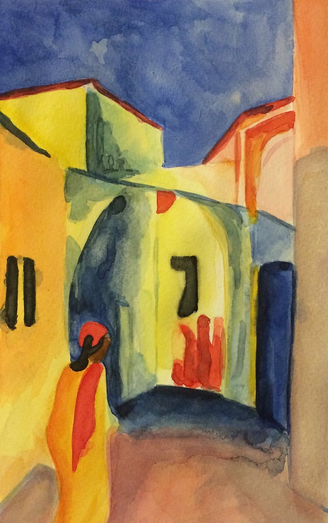 Copie August Macke