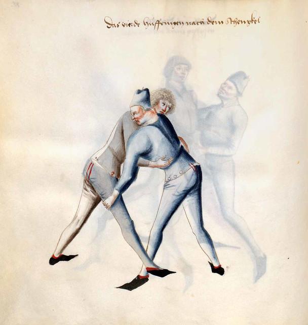 018-Kal Paulus Fechtbuch gewidmet dem Pfalzgrafen Ludwig- BSB Cgm 1507- Bayerische StaatsBibliotehek