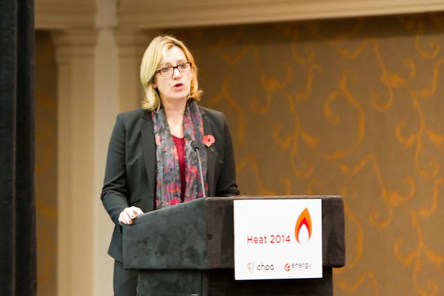 Amber Rudd MP, Parliamentary Under-Secretary, DECC from Flickr via Wylio
