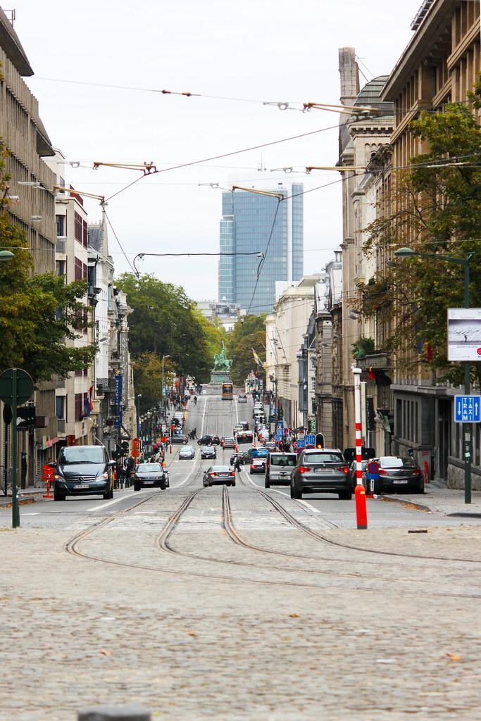 Bruxelles Rue Royale