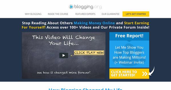 Blogging.org
