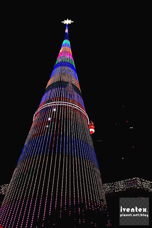 27刀口力2014新北市歡樂耶誕城新北市市民廣場耶誕樹.