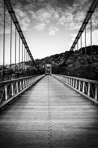 ocean bridge bw white black de island la rust noir indian rusty ile nb pont bourbon et blanc indien réunion bois océan n1b