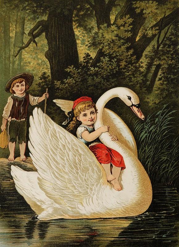 Heinrich Leutemann - Hansel und Gretel (c.1880)