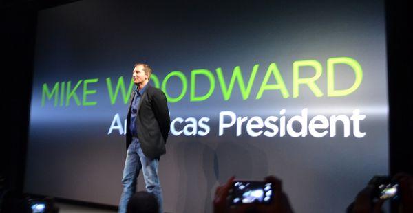 Майк Вудворд HTC