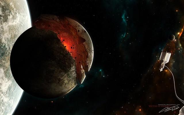 Universe_and_planets_digital_art_wallpaper_victimofgravity