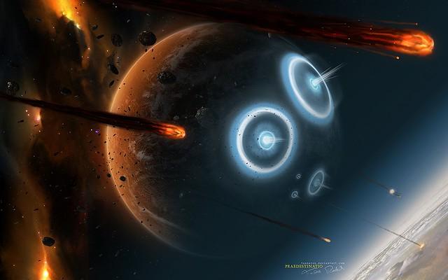 Universe_and_planets_digital_art_wallpaper_praedestinatio