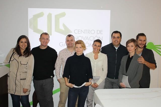 Cocineros de Rusia en CIG