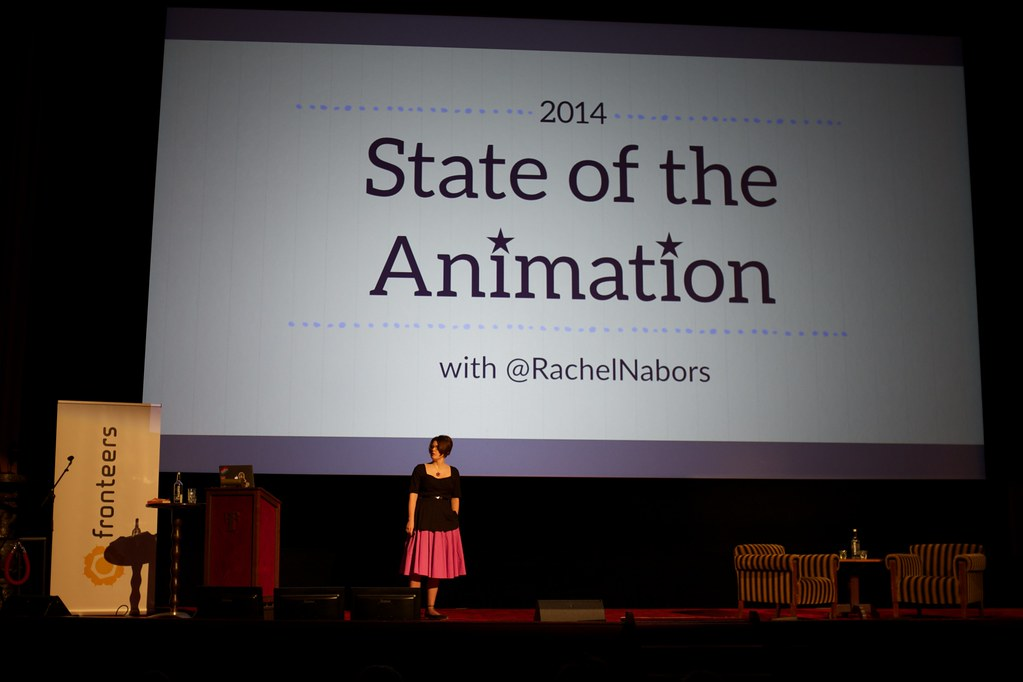 State of the Animation