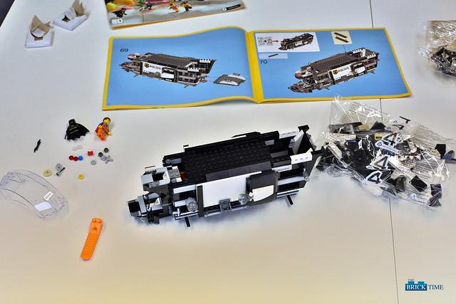 LEGO 70815: Step 4 Doors