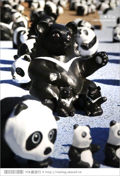 【台中】大都會歌劇院~可愛紙熊貓大軍來襲!台中七期的新亮點!14