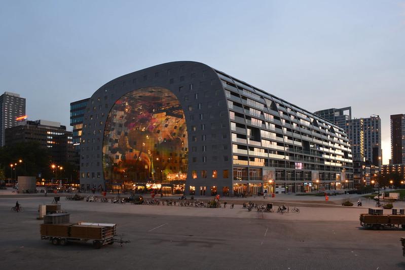 Markthal - MVRDV - 2014 - Rotterdam