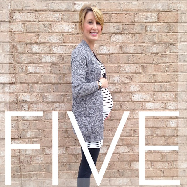 Baby #2: Five Months