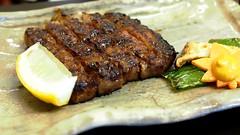 imahan beef steak set