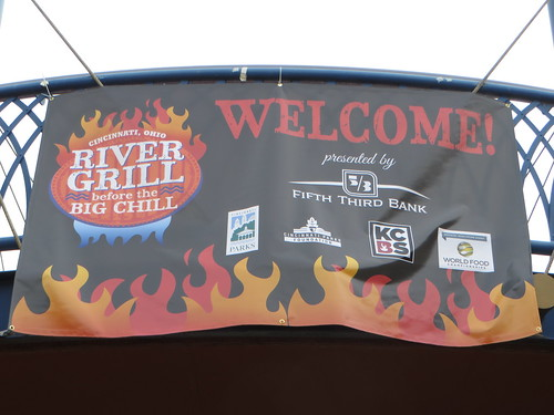 River Grill before the Big Chill